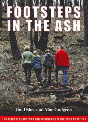 Footsteps in the Ash cover